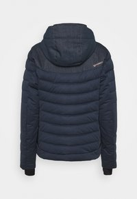Brunotti - JACIANO WOMEN SNOWJACKET - Snowboardová bunda - space blue - 1
