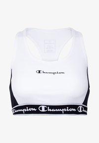 Champion - BRA - Sportovní podprsenky se střední oporou - white/black - 4
