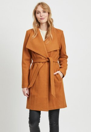 Classic coat - cathay spice