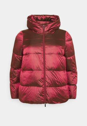 PAPIRO - Down jacket - red