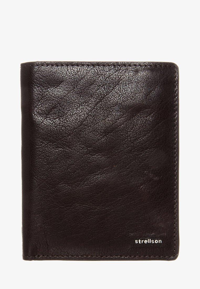 Strellson Premium - JEFFERSON - Wallet - darkbrown