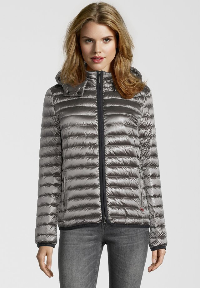 NELLY - Down jacket - iron