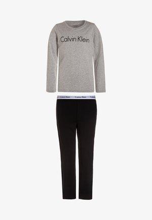 Pyjama set - grey heather