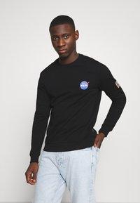 Only & Sons - ONSNASA CREW NECK - Sweatshirt - black - 0