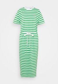 Lacoste - Jersey dress - chervil/flour - 0