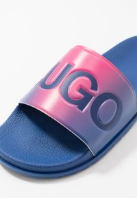 HUGO - MATCH SLID - Sandaler - open pink - 5
