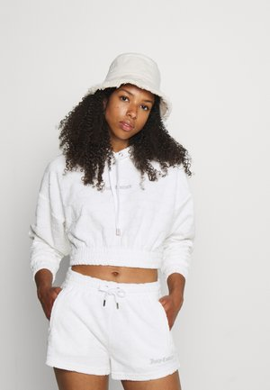 TOWEL SUKI - Shorts - white