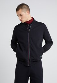 PS Paul Smith - veste en sweat zippée - black - 0