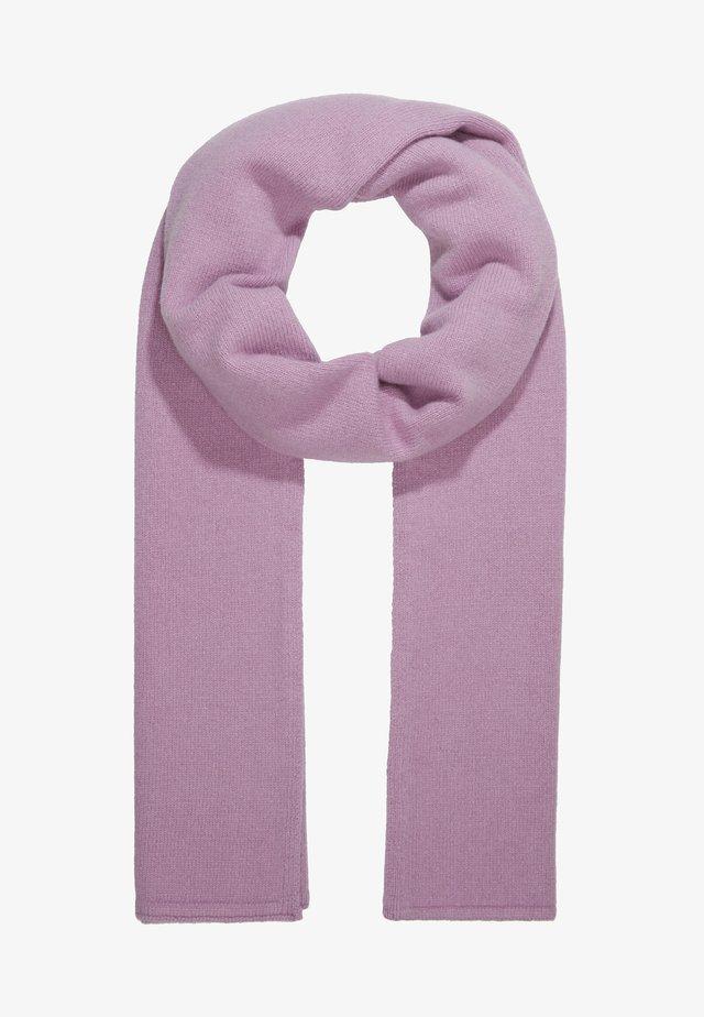 CORINNE SCARF - Szal - mid pink
