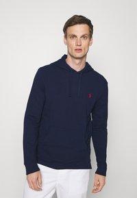Polo Ralph Lauren - LONG SLEEVE - Sweatshirt - newport navy - 0