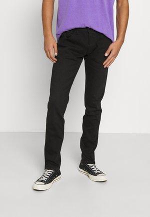 BRYSON - Skinny džíny - royal black