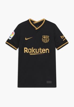FC BARCELONA - Club wear - black/metallic gold