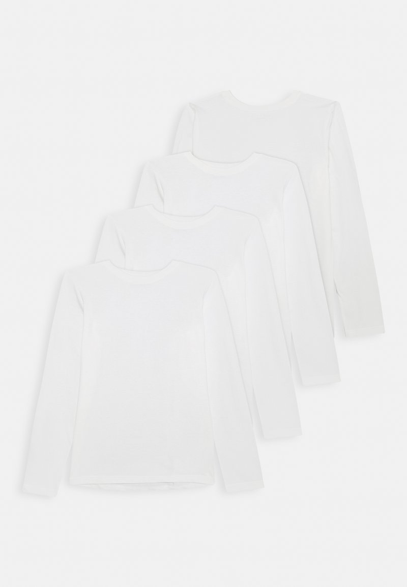 Friboo - 4 PACK  - Long sleeved top - winter white