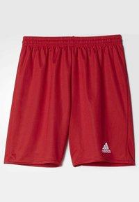 adidas Performance - PARMA 16 AEROREADY PRIMEGREEN SHORTS - Sports shorts - red - 1