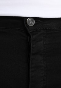 Gym King - DISTRESSED  - Jeans Skinny Fit - black - 4