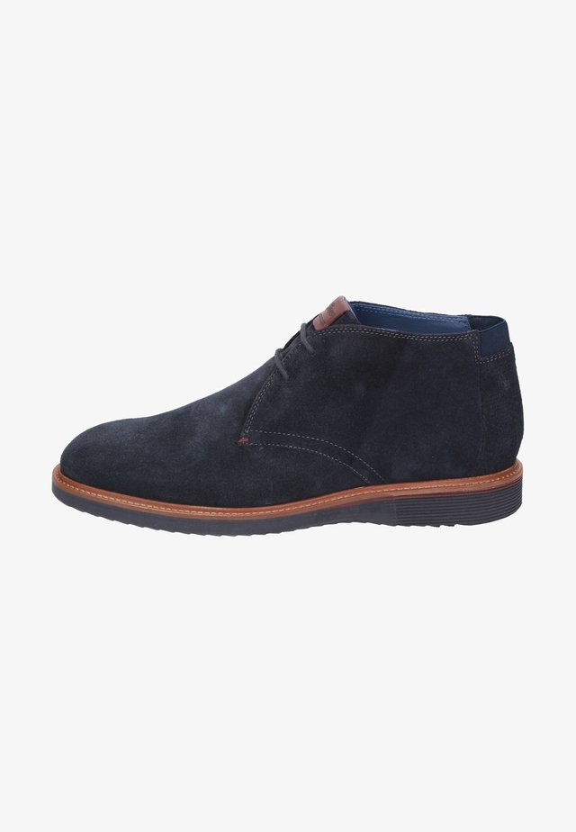 QUINTERO - Ankle boots - dunkelblau