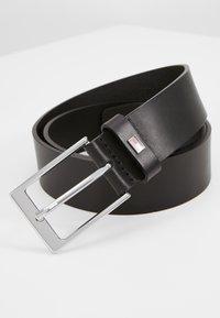 Tommy Hilfiger - LAYTON  - Belt - black - 4
