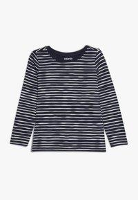 Zalando Essentials Kids - 3 PACK - Langærmede T-shirts - peacoat - 3