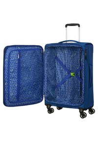 American Tourister - MATCHUP - Wheeled suitcase - neon blue - 4
