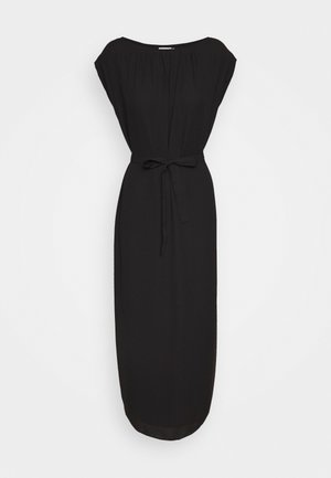 ALYSSA DRESS - Maxi šaty - black