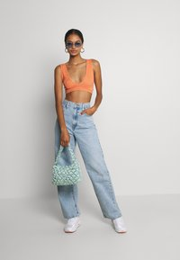 Levi's® - HIGH WAISTED STRAIGHT - Jeans relaxed fit - charlie boy - 1