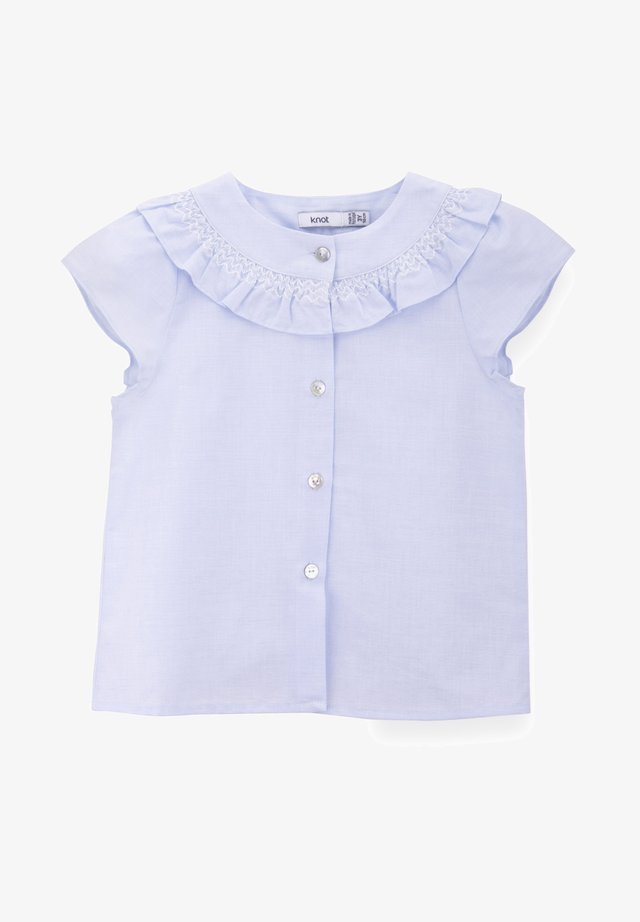 Blouse - illusion blue