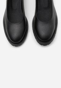 NAE Vegan Shoes - LILI VEGAN - Ballerinat - black - 5