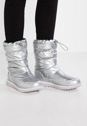 WOWI COLL RTX - Śniegowce - silver