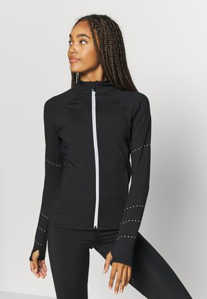 RUNNING JACKET - Løbejakker - black