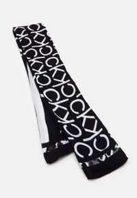Calvin Klein - SCARF - Foulard - black - 0