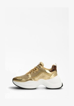Trainers - goldenfarbe