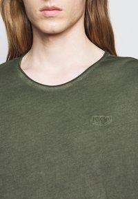 JOOP! Jeans - CLARK - T-paita - dark green - 4