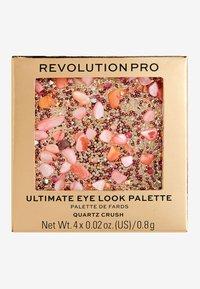 Revolution PRO - ULTIMATE EYE LOOK QUARTZ CRUSH PALETTE - Eyeshadow palette - - - 3