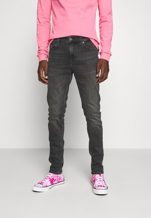 SIMON - Slim fit jeans - erno black