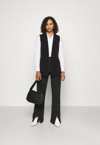 ONLY Tall - ONLKENDRA VEST  - Waistcoat - black - 1