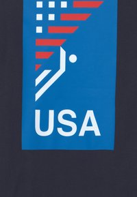 The North Face - GRAPHIC TEE  - Printtipaita - navy - 2