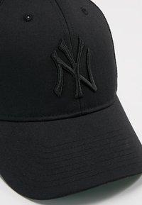 '47 - NEW YORK YANKEES BRANSON UNISEX - Kšiltovka - black - 4