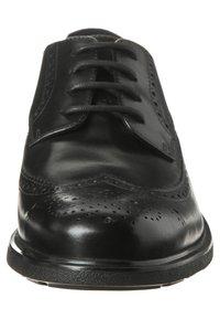 Geox - DUBLIN - Zapatos con cordones - schwarz - 5