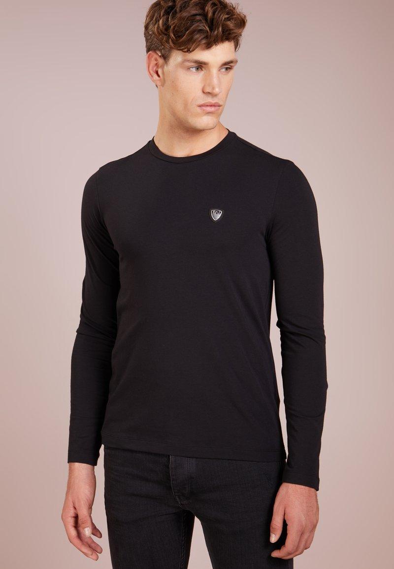 EA7 Emporio Armani - Long sleeved top - black