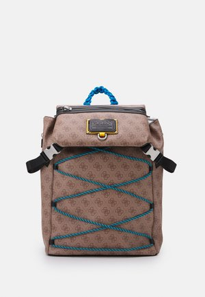 SALAMEDA SMART BACKPACK - Batoh - brown