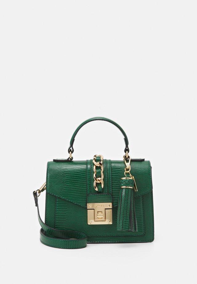 Handbag - emerald