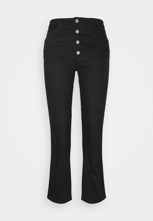 DEVINE - Straight leg jeans - stay black