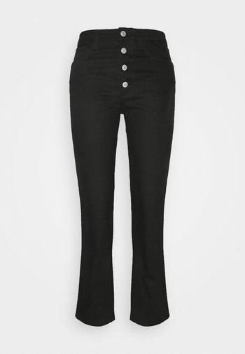 DEVINE - Straight leg jeans - stay black