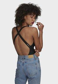 adidas Originals - SWIMSUIT PB - Swimsuit - black - 2
