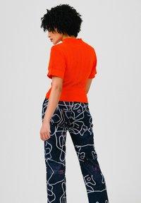 Solai - Print T-shirt - orange - 1