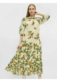 Object - Maxi dress - sandshell - 0