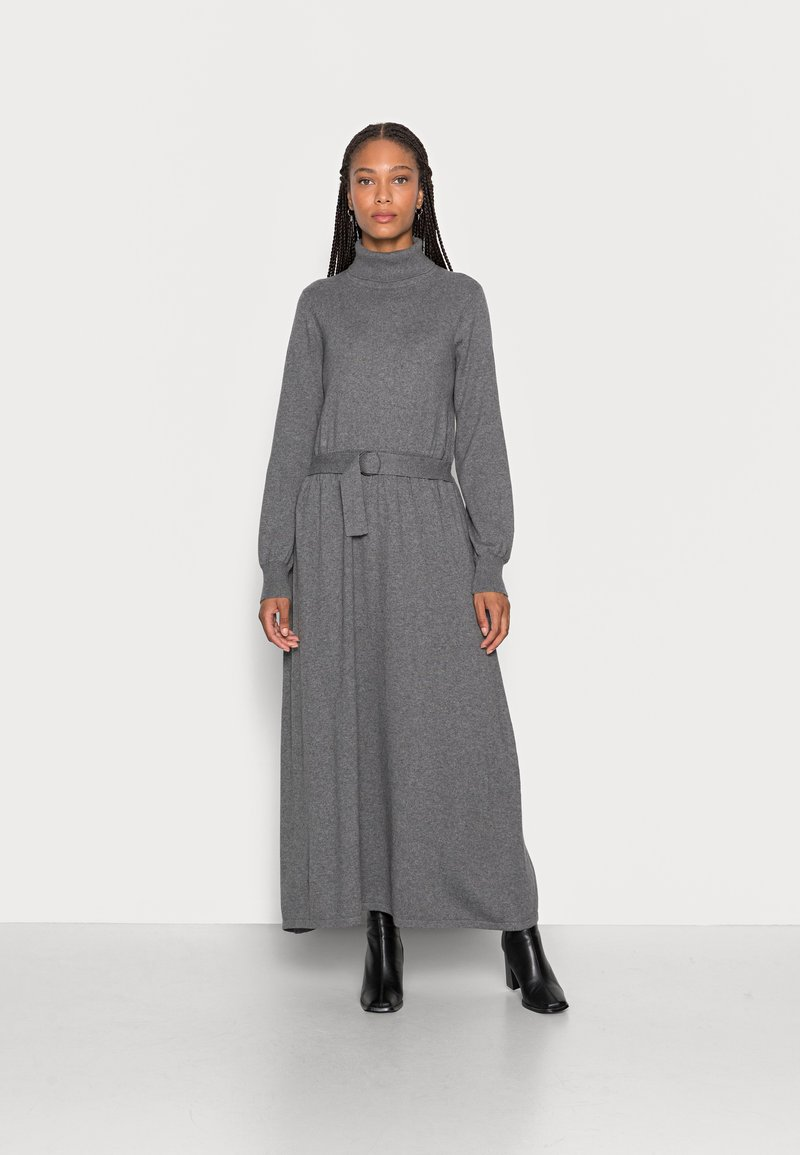 Esprit Collection - CORE  - Jumper dress - gunmetal