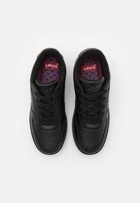 Levi's® - NEW UNION UNISEX - Trainers - black - 3