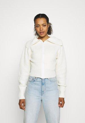 PEYTON CARDIGAN - Vest - warm white