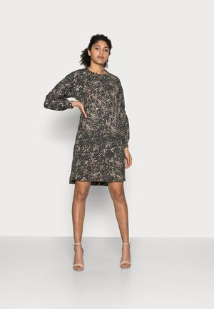SANNI DRESS - Day dress - graphic grey